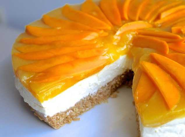 Mango Ref Cake Recipe
