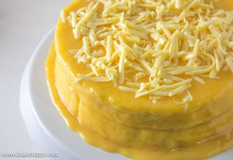 What Is A Yema Cake