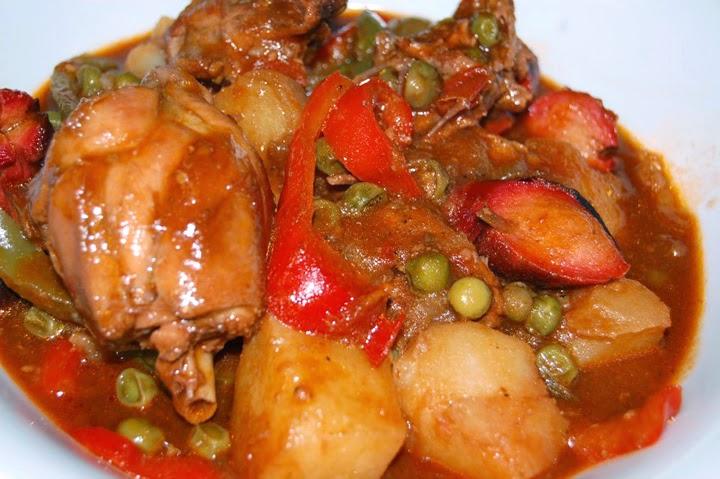 how to cook pork afritada panlasang pinoy