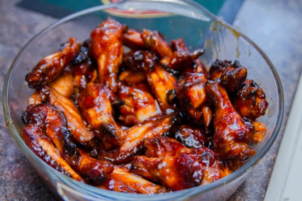 Caramelized Chicken Wings Recipe | Panlasang Pinoy Recipes